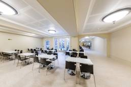 RCM Courtyard room