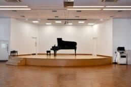 Recital Hall piano