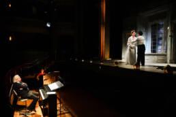 Britten Theatre Stage
