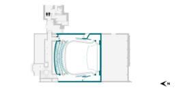 Britten Theatre Upper Circle RCM